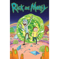 RICK AND MORTY - POSZTER