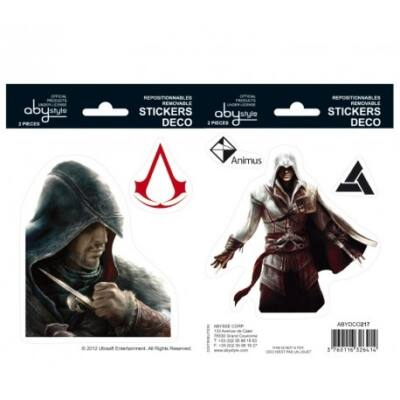 ASSASSIN'S CREED -  Ezio/Altaïr matrica