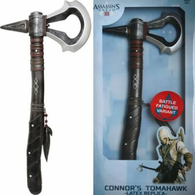 Assassin's Creed  Connor Tomahawk replika 40cm