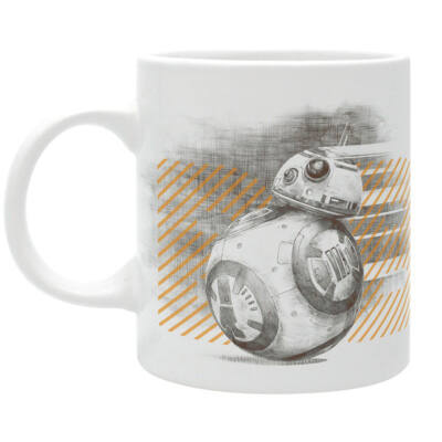 Star Wars BB8 bögre