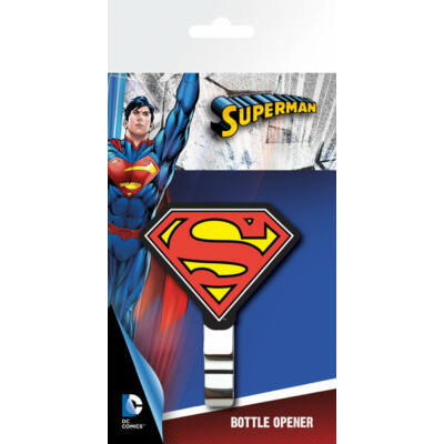 Superman Logo SÖRNYITÓ