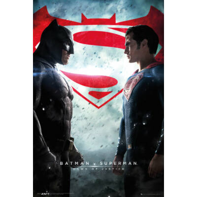 Batman vs. Superman poszter