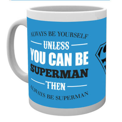 Superman Be yourself bögre