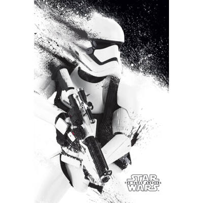 Star Wars  -Episode VII - Stormtrooper Paint - Poszter