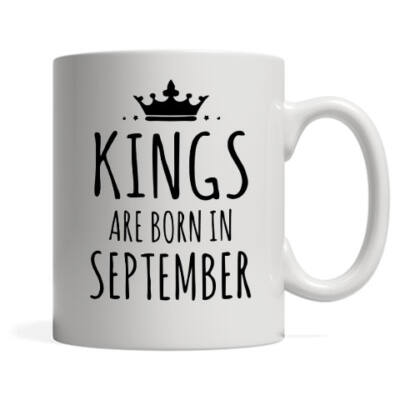 King are born in september - bögre