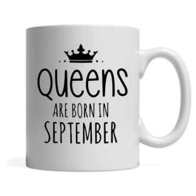 Queen are born in september - bögre