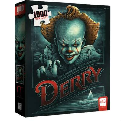 IT - Chapter Two Return to Derry - Puzzle