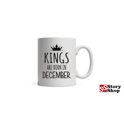 Kings are born in December - Bögre