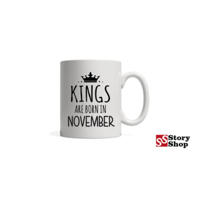 Kings are born in November - Bögre