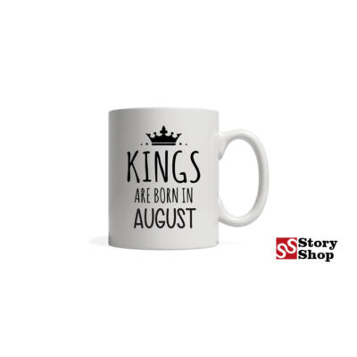 Kings are born in August - Bögre