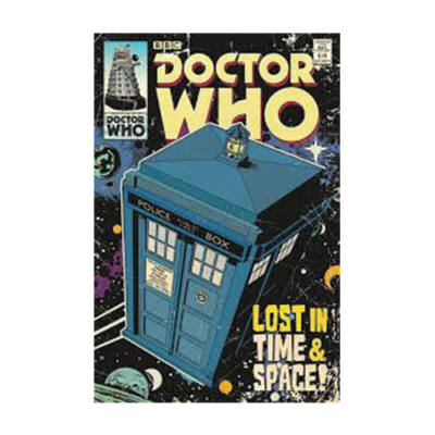 Dr. Who - Poszter