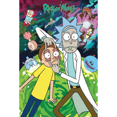Rick and Morty - Watch - Poszter