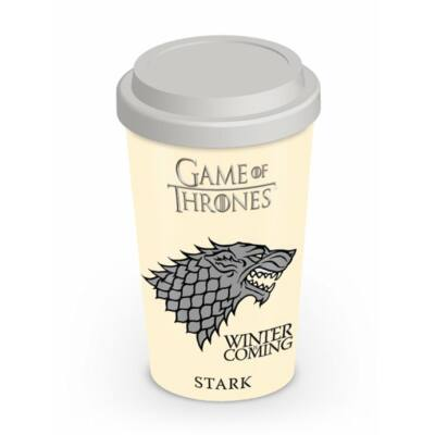 Game of Thrones - Stark Utazó bögre