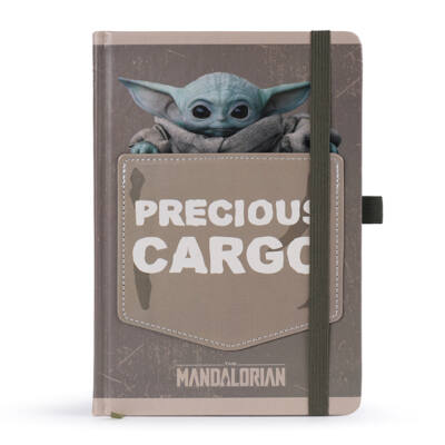 Star Wars - The Mandalorian - Baby Yoda - A5 Füzet