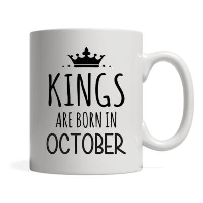 Kings are born in October - Bögre