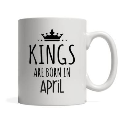 Kings are born in April - Bögre