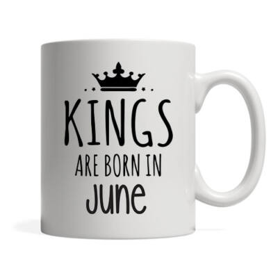 Kings are born in June - Bögre