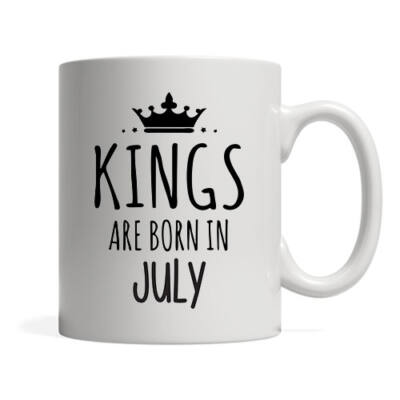 Kings are born in July - Bögre