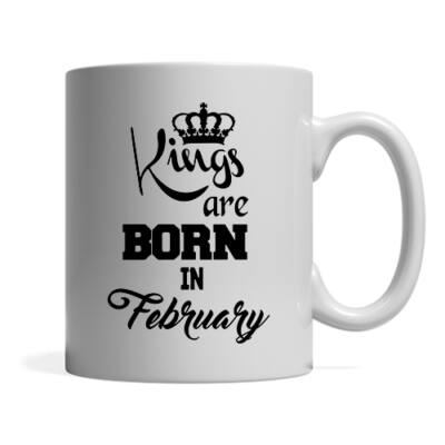 Kings are born in February - Bögre