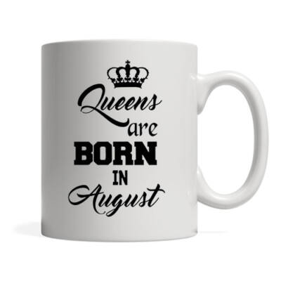 Queens are born in August - Bögre