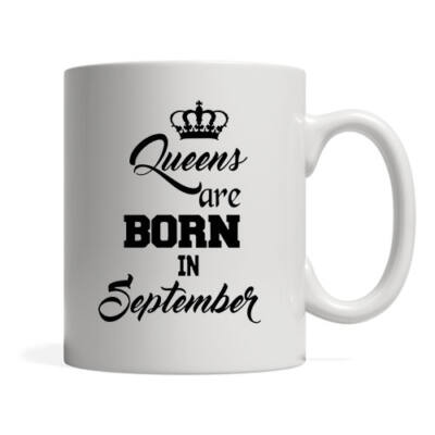 Queens are born in September - Bögre