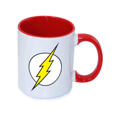 DC - Flash - Bögre