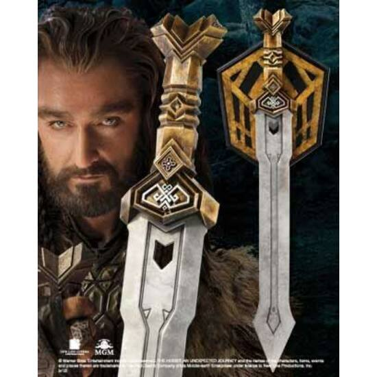 Hobbit - Thorin Kard Replika