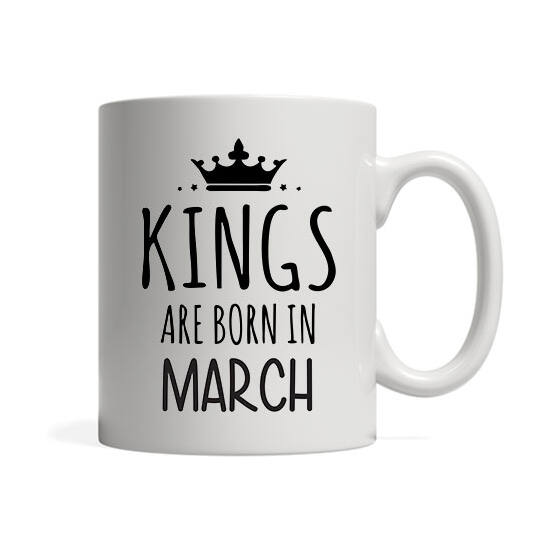 Kings are born in March - Bögre