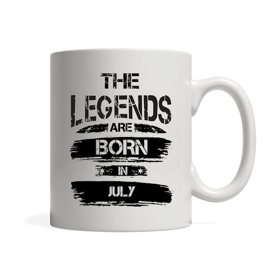 The legends are born in July - Bögre