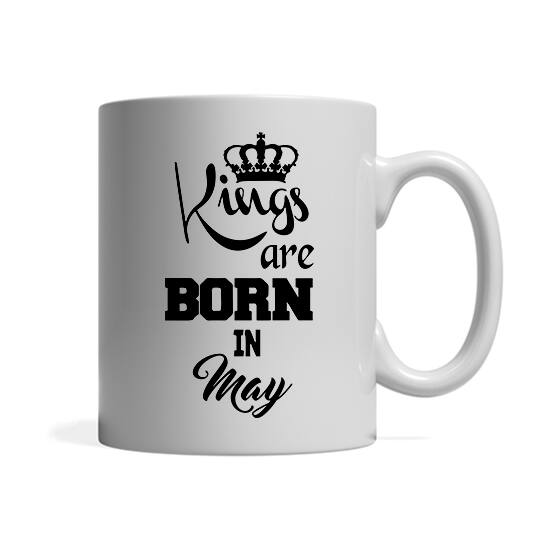 Kings are born in May - Bögre